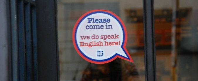 Internet diffonde gli anglicismi. Ma l'inglese in Italia lo parlano ancora in pochi