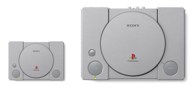 Sony PlayStation Classic, la mini console che punta sull'eff