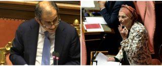 """Pace fiscale, Tria al Senato: """"Non è un condono"""". E Bonino ironizza sulla manovra: """"Veda di capirci qualcosa"""""""