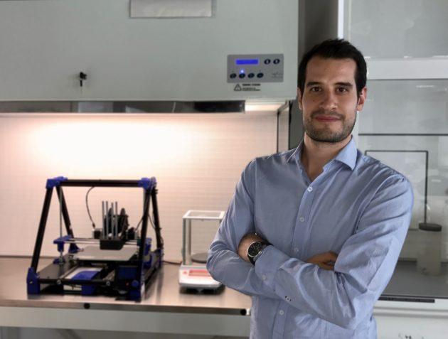 """Bioingegnere in Spagna. """"Ho brevettato la carne vegetale e la produco con una stampante 3D"""""""