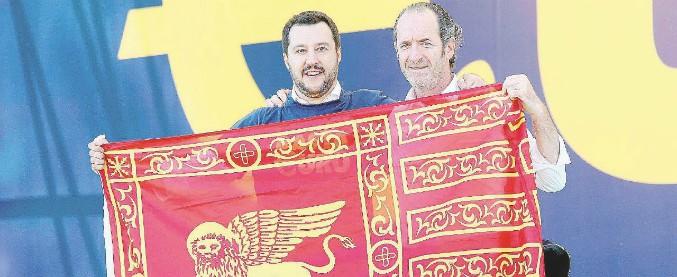 Veneto, regalare a ogni neonato la bandiera di San Marco: la proposta in Regione costa 50mila euro l'anno