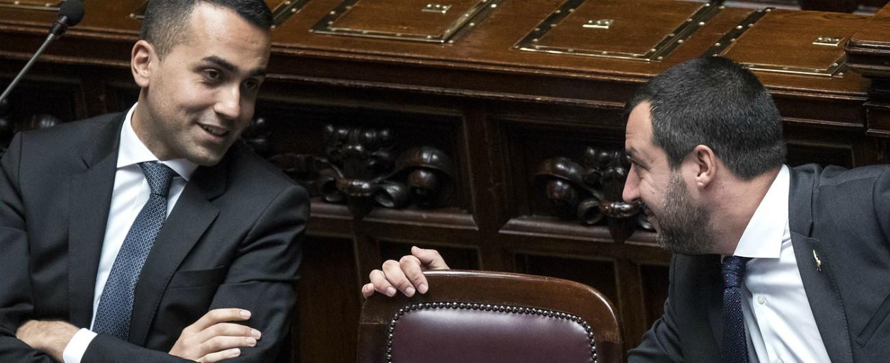 """Inceneritori Campania, scontro Lega-M5s. Salvini: """"Farli, coi 'no' vince la camorra"""". Ma Di Maio: """"E' business per i clan"""""""