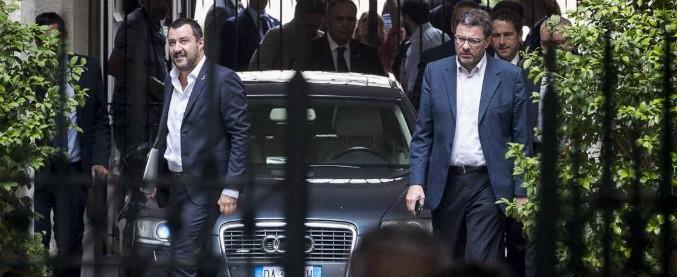 """Centrodestra, il disgelo alla fine del vertice tra Salvini, Berlusconi e Meloni: """"Governo seguirà il nostro programma"""""""