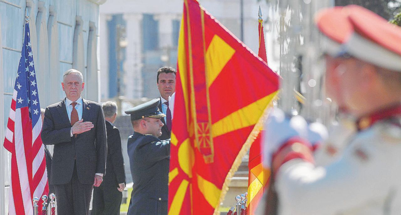 Chi offre di più? Il referendum macedone e la guerra dell'Est tra Ue-Nato e Cremlino