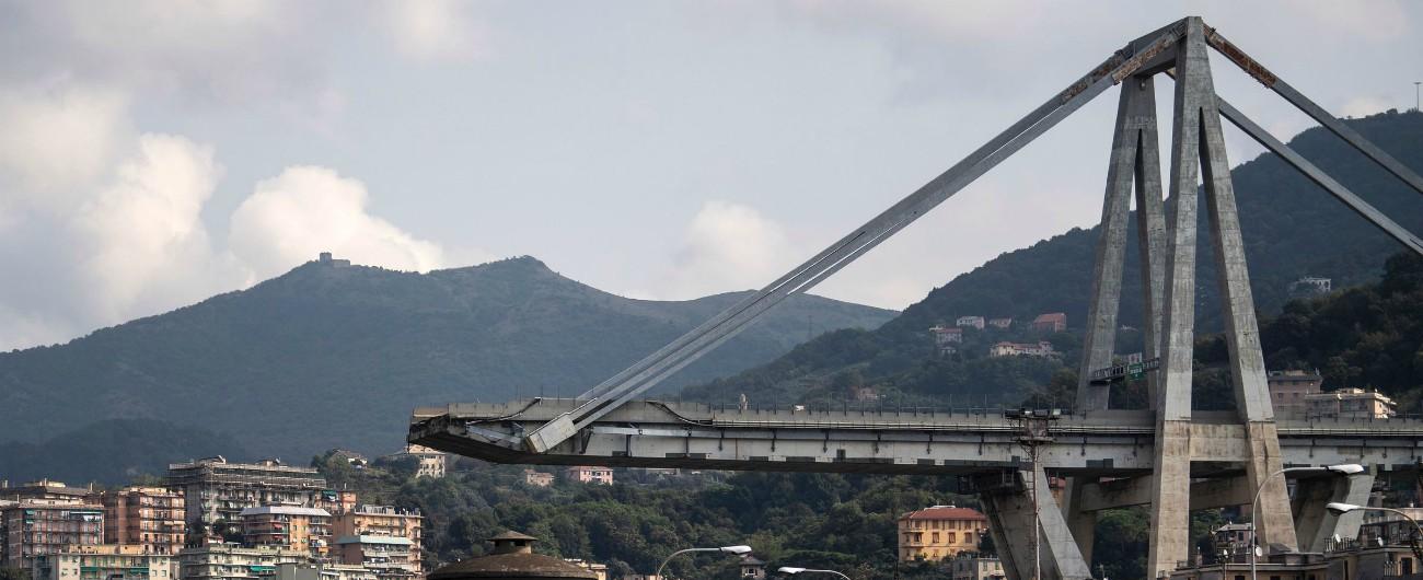 Ponte Morandi, commissari Mit: 'Degrado noto ad Autostrade ma non ridusse traffico. Manutenzione ridotta per profitto'