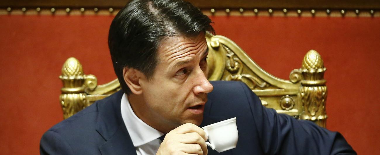 """Giuseppe Conte e il concorso in Sapienza, L'Espresso: """"Doveva giudicarlo chi l'aveva già scelto in un arbitrato milionario"""""""