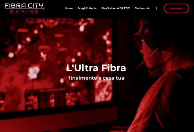 Fibra City Gaming, non solo una connessione a Internet veloc