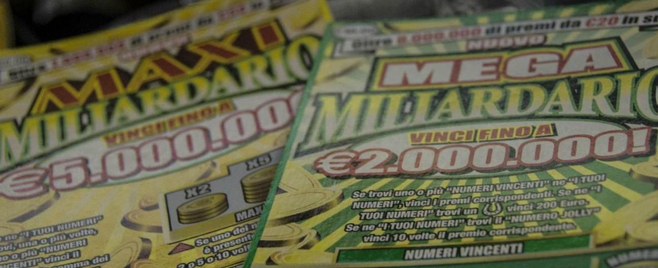 """Grosseto, vince 5 milioni di euro al gratta e vinci: """"Sono troppi, li do in beneficenza"""""""