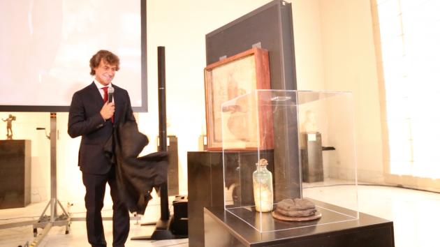 Alberto Angela, l'ultima scoperta del conduttore è una preziosissima testimonianza del nostro passato