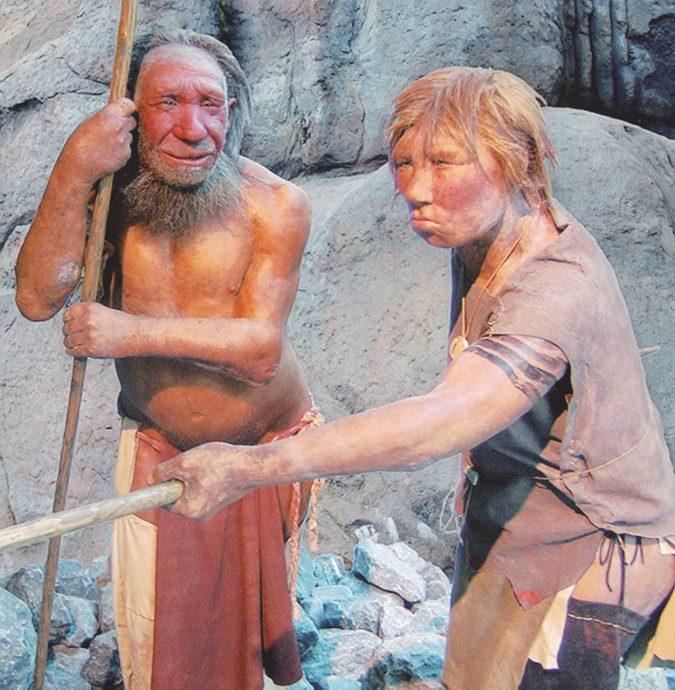 La scappatella dell'evoluzione: sesso tra i Sapiens e i Neanderthal
