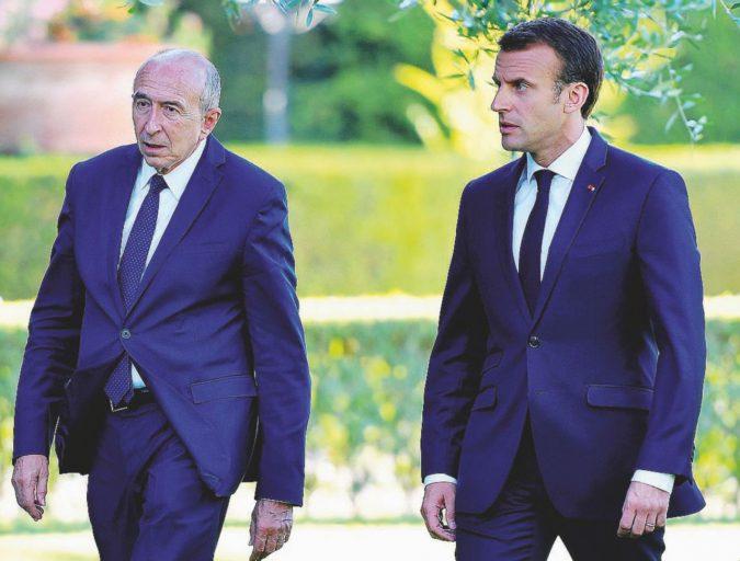 L'alleanza di Macron come il Titanic: tutti cercano il salvagente