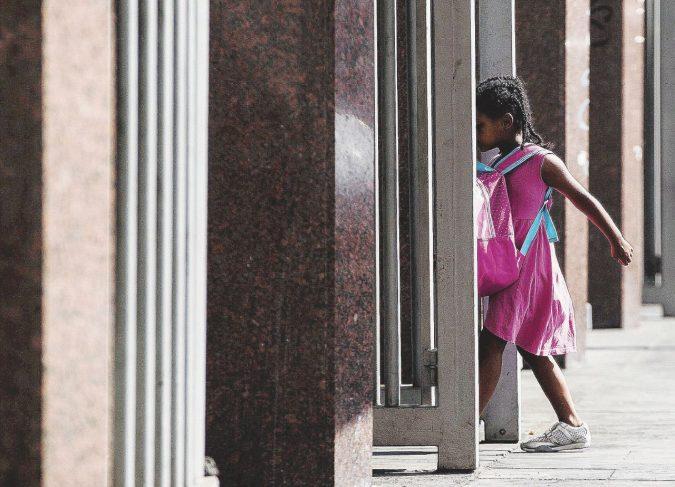 Niente più bambini stranieri a scuola