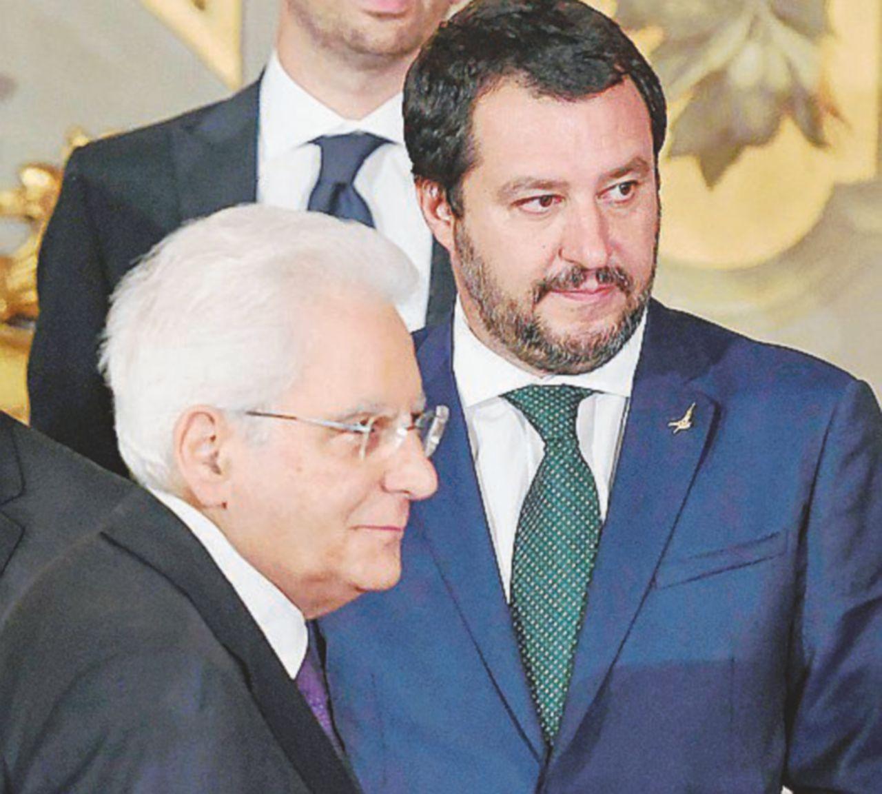 Decreto Sicurezza, ora Salvini va allo scontro con il Quirinale