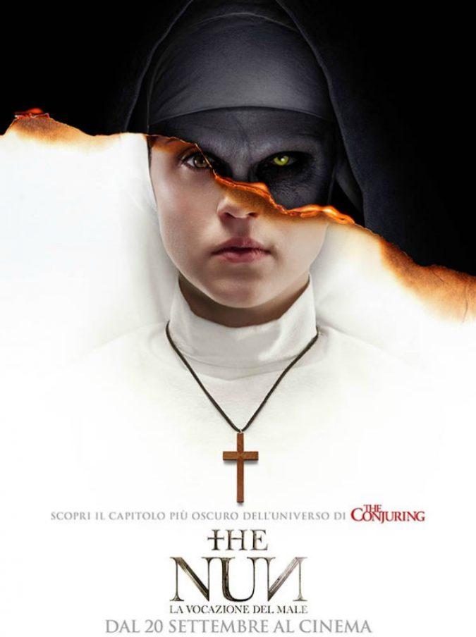 Risultato immagini per the nun