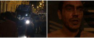 """Bari, aggressione al corteo antirazzista contro Salvini: """"Picchiati dai fascisti"""". Due feriti. Casapound: """"Noi provocati"""""""