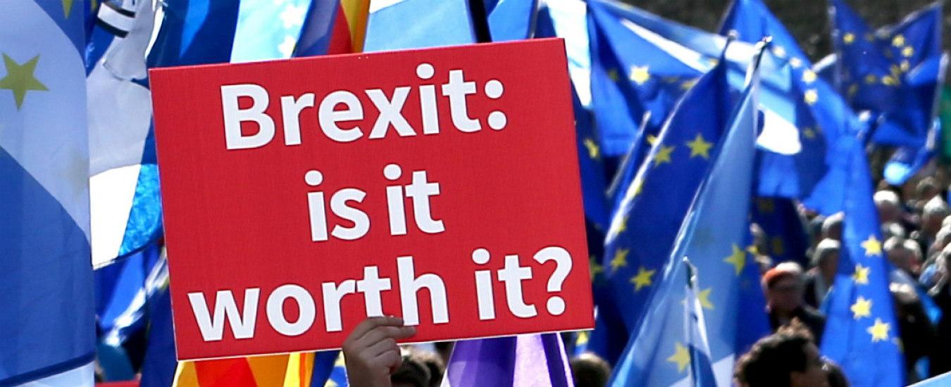 Brexit, ora la Scozia chiede chiarimenti alla Corte di Giustizia dell'Unione Europea