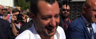 """Anticorruzione, Salvini: """"Testo su fondazioni condiviso con M5s? C'è, nessun problema a pubblicare contributi"""""""