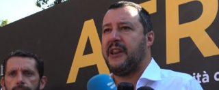 """Salvini e la marcia indietro sulla Flat Tax: """"Nulla su Irpef nella manovra? Al governo staremo 5 anni, ci diamo delle priorità"""""""