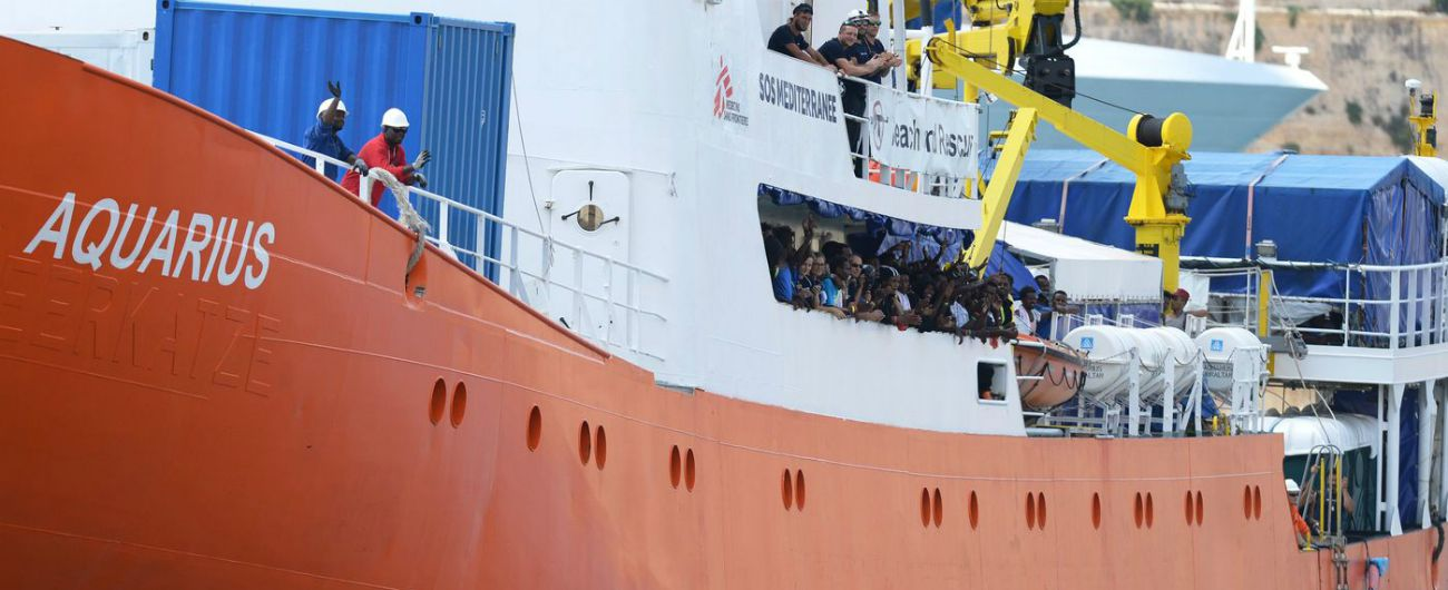 """Aquarius 2, Panama avvia la revoca dai registri navali. Le ong: """"Ha agito su pressione del governo italiano"""""""