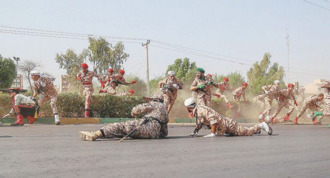 Terroristi anche contro gli ayatollah