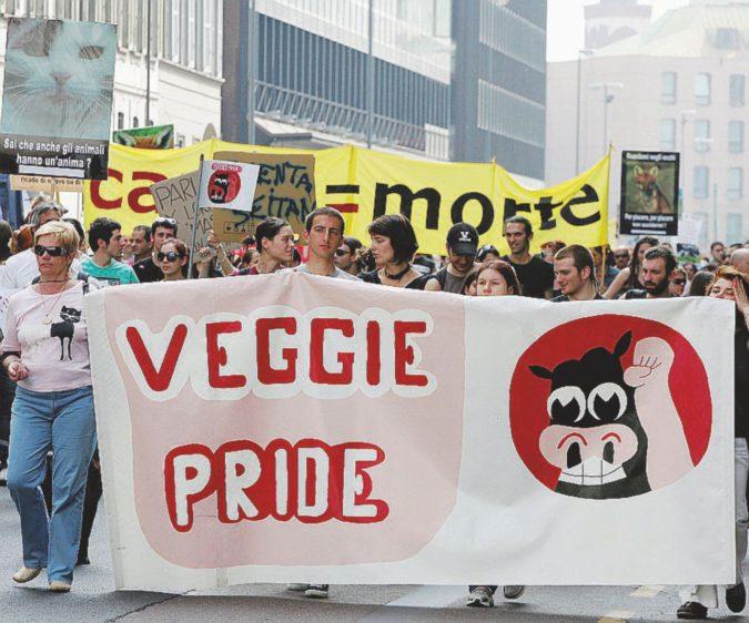 I vegani hanno i loro ultràs e i macellai assoldano vigilantes