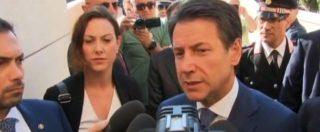"""Manovra, Conte: """"Ho piena fiducia in Tria. Polemiche lasciano il tempo che trovano"""""""