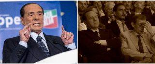 """Intercettazioni, Berlusconi: """"Nessuna può essere resa pubblica"""". Ma fece pubblicare quella su Fassino (e poi pagò i danni)"""