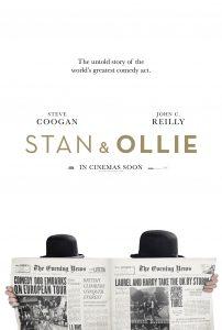 Stan&Ollie, la storia mai raccontata del duo comico che
