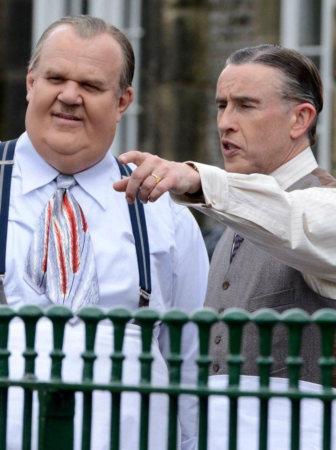 Stan&Ollie, la storia mai raccontata del duo comico che fa ancora ridere il mondo – Trailer