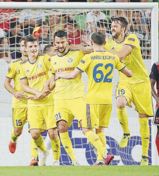 La Juve insegue il Bate, non il Real