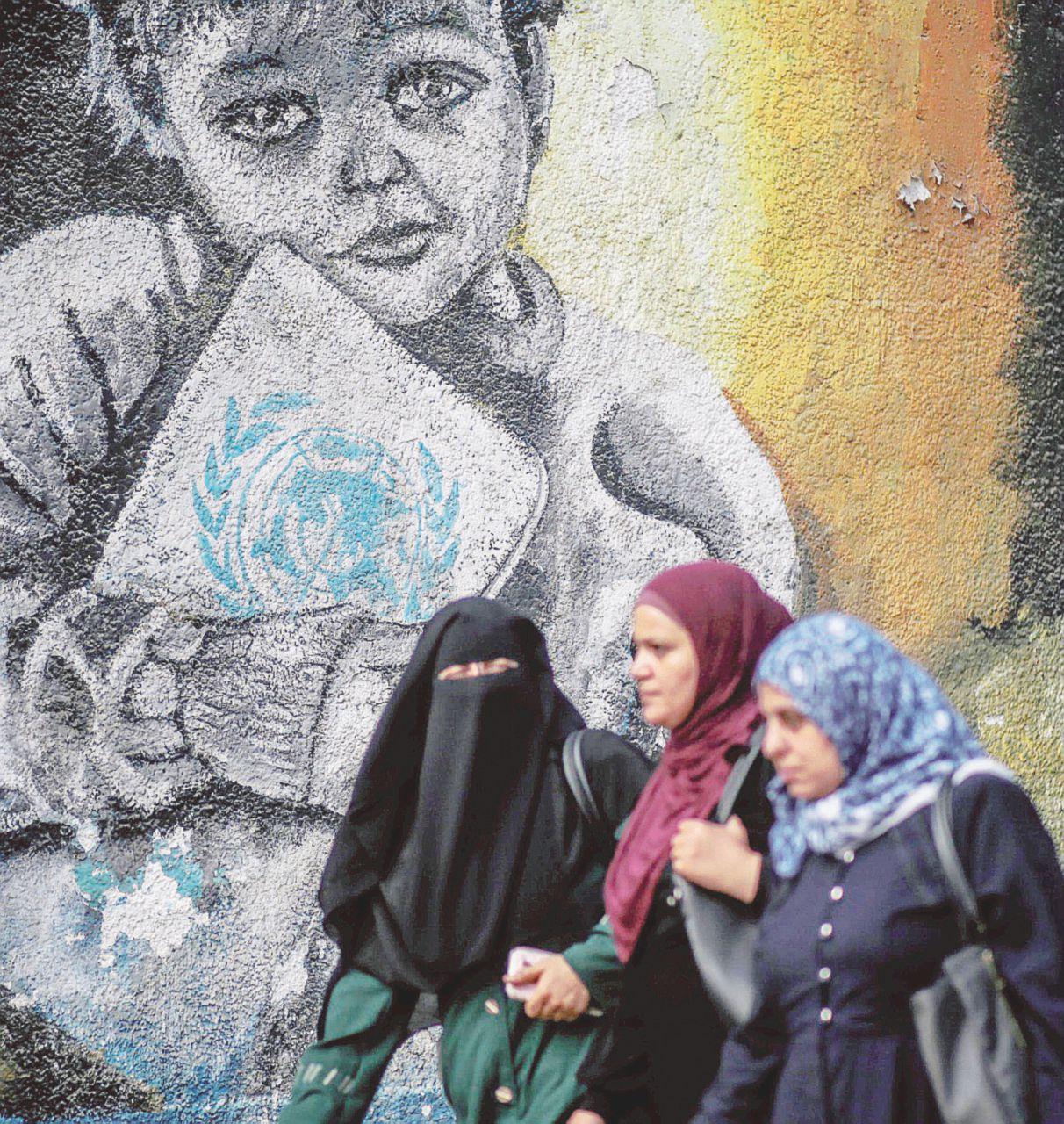 Quanti guai: Trump così lascia a secco gli aiuti a Ramallah