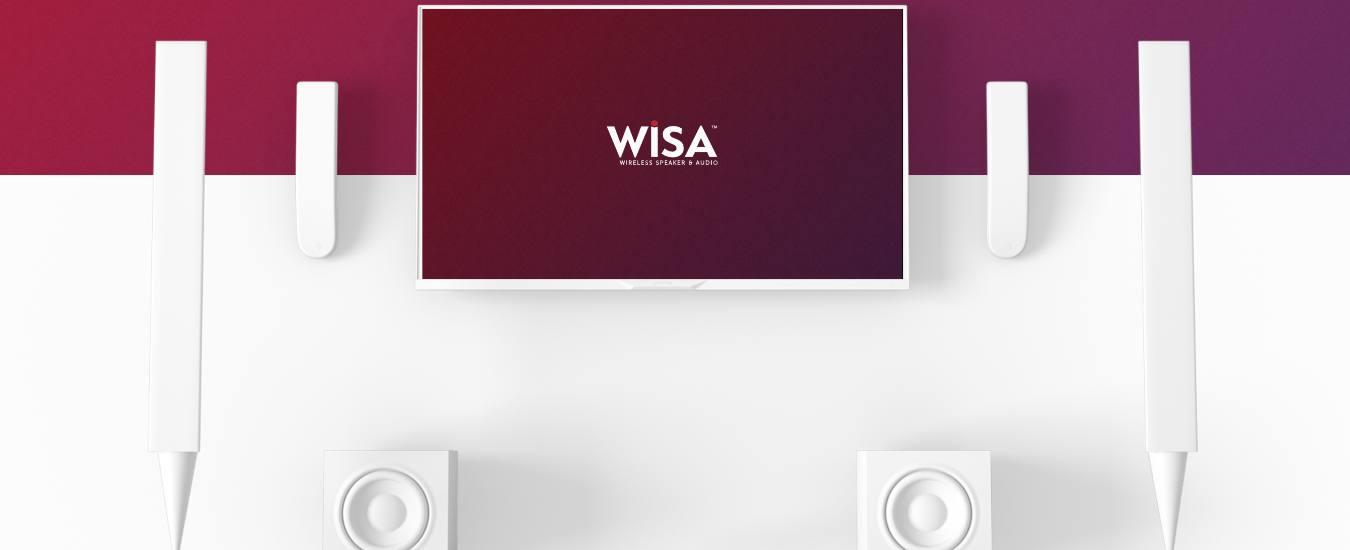 Wireless audio di qualità, lo standard WISA per chi ama il cinema in salotto ma non i grovigli di cavi