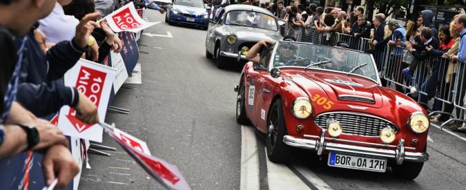 Auto storiche, un giro d'affari da oltre due miliardi di euro all'anno in Italia