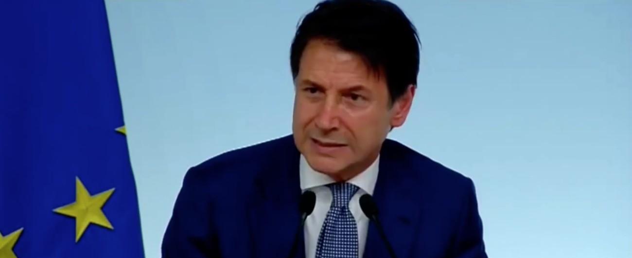"""Conte: 'Francia discuta in Ue del seggio Onu, ambigua su Fincantieri-Stx'. Loiseau: """"Non giochiamo a chi è più stupido"""""""