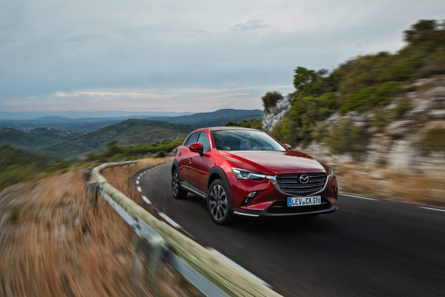 Mazda CX 3, la prova de Il Fatto.it – Un nuovo diesel e tant