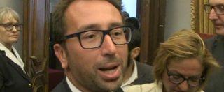 """Prescrizione, Bonafede si scusa con gli avvocati: """"Parlando di azzeccagarbugli non volevo offenderli. Frase equivocata"""""""