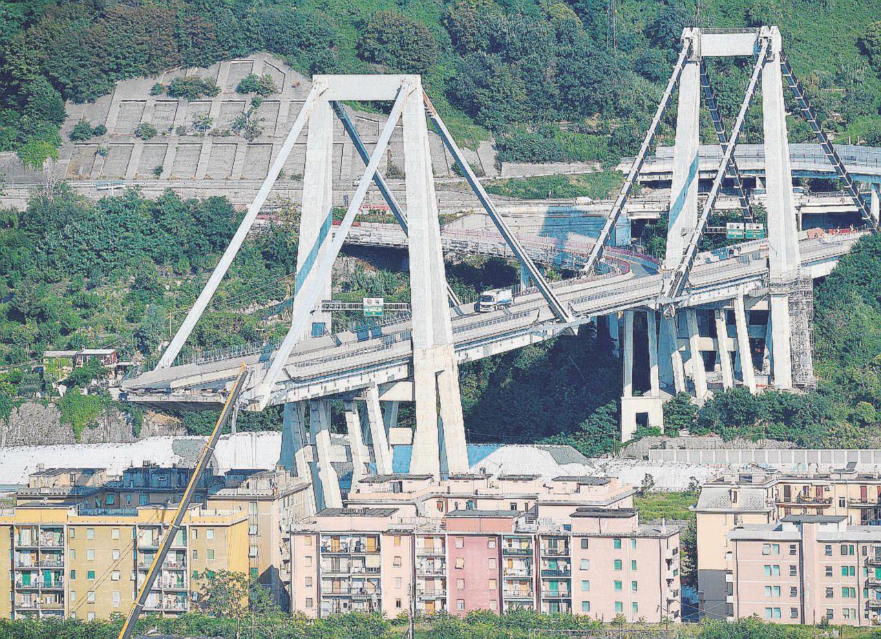 Il decreto Genova sparito: neppure il Colle l'ha visto
