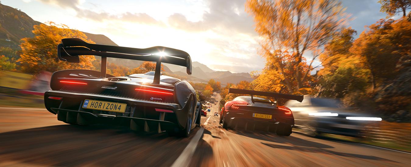 Forza Horizon 4, il gioco di corse definitivo di Xbox e Playground Games