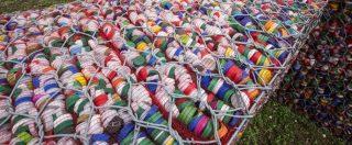 Plastica, una tonnellata di rifiuti per ogni essere umano. Abolirla? Perché no?