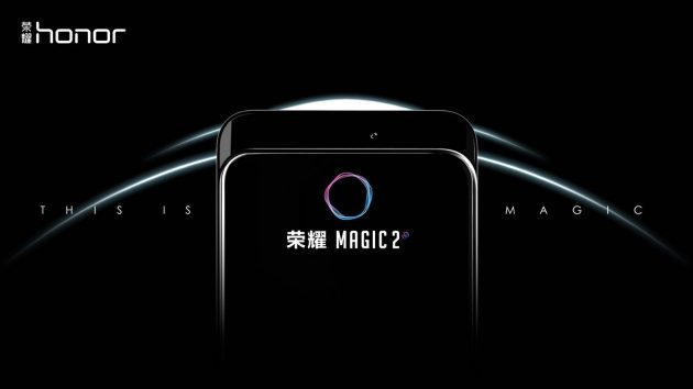 Honor Magic 2 primo smartphone con batteria al grafene, per