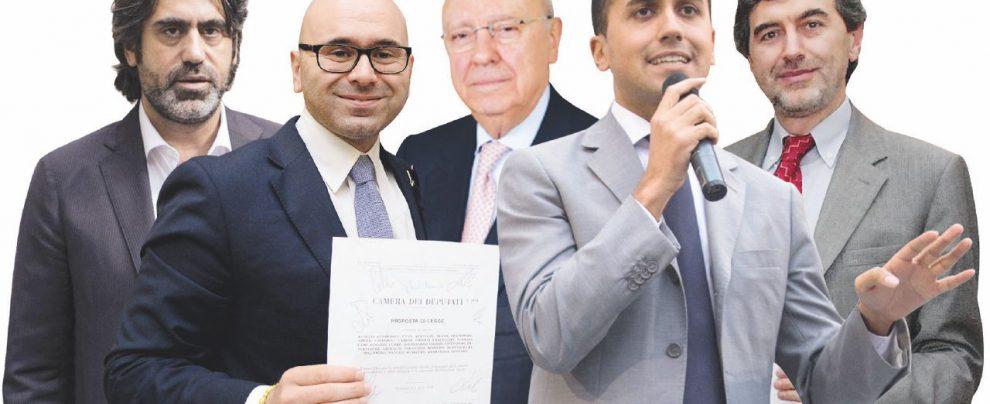 Le nuove regole per fondazioni e partiti: fuori i nomi di chi paga