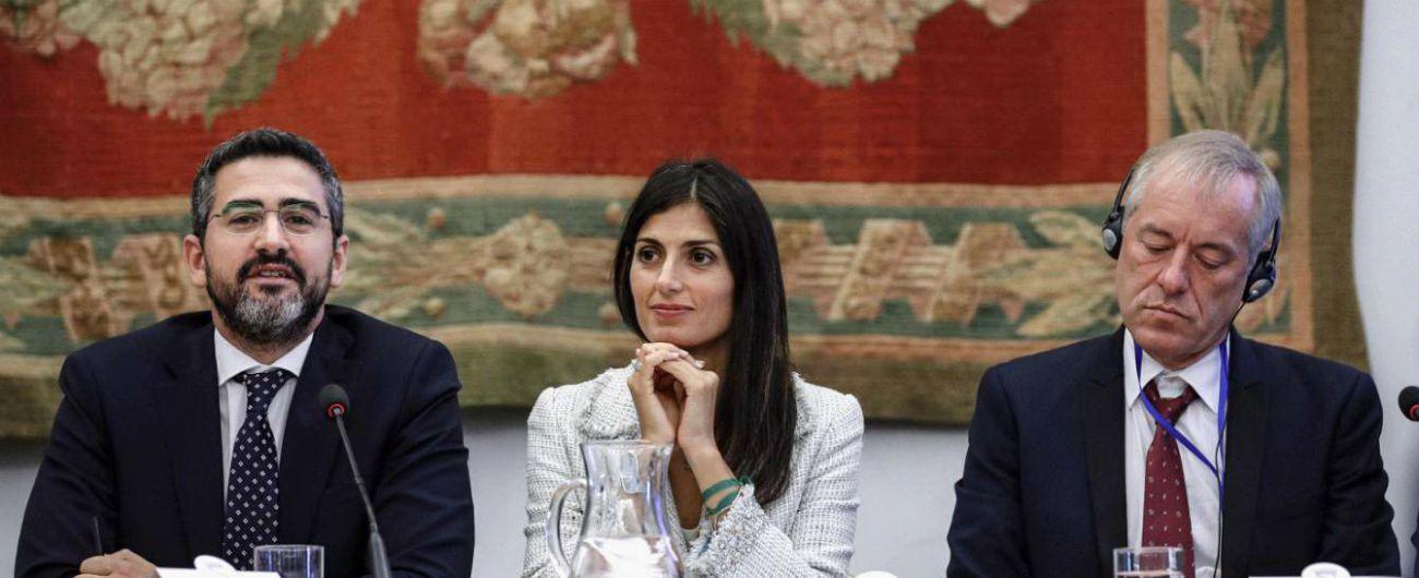 Global forum democrazia diretta Roma, Fraccaro: 'Crisi? Di quella rappresentativa. Partecipazione ha effetti positivi su conti'