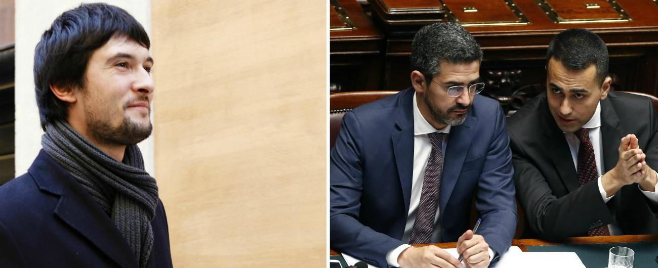 """Camera, Cecconi (Misto): """"In Aula lavoro quasi zero, discutiamo le leggi popolari"""". Fraccaro: """"Faremo riforma per obbligo"""""""