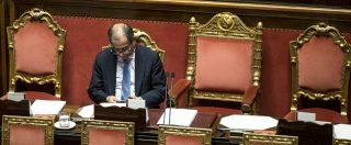 """Manovra, Di Maio nega ipotesi dimissioni Tria. Ma capogruppo Lega: """"Se non ci sta, ne troveremo un altro"""""""