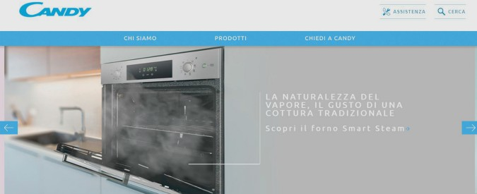 Candy, i cinesi di Qindao Haier comprano per 475 milioni di euro il gruppo italiano che produce elettrodomestici