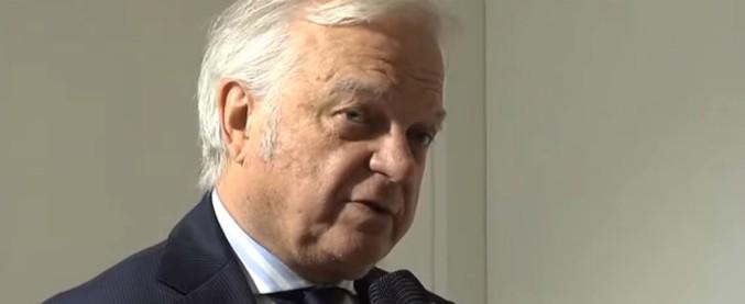 Commissario per Genova, accordo nel governo su Claudio Andrea Gemme. La casa di famiglia è nella zona rossa