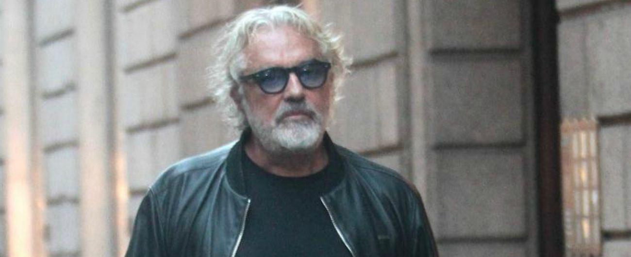 Flavio Briatore, la Cassazione annulla condanna per il caso dello yacht Force Blue