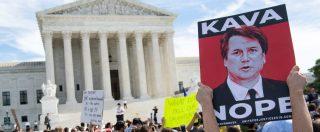 Usa, ok dalla commissione Giustizia alla nomina di Kavanaugh: ora il voto in Senato. Ma repubblicano chiede il rinvio