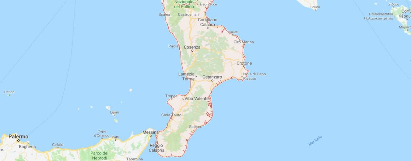 Calabria, nuovo terremoto registrato tra Reggio e Messina. Scossa anche a Catania