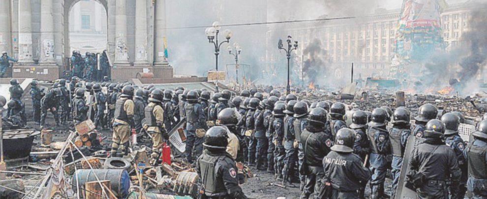 Il rocker di Maidan, onda della nuova Ucraina